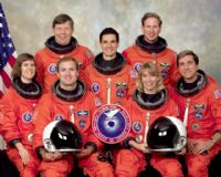 STS- 83 Official NASA Crew Portrait
